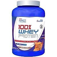 American Blue 100% Whey Proteína en Polvo, Cookies - 2Kg.