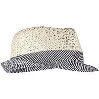 Chervò HAT Stripes Blue White Spring Summer Mujer WDREAM 57435