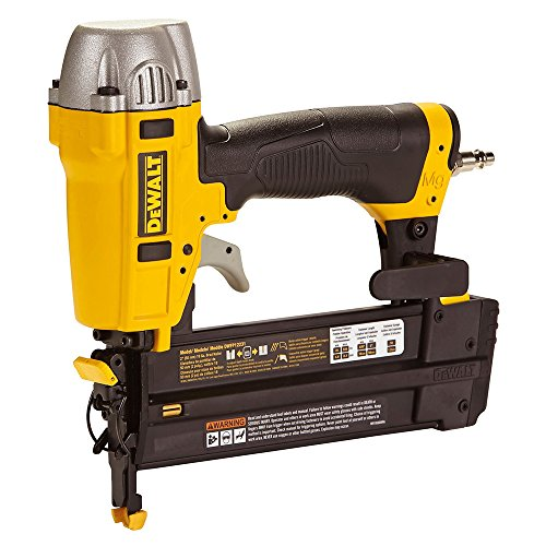 DeWALT DPN1850 Cloueur de finition pneumatique sans huile 18G 15-50mm Coffret