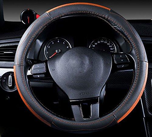 Hivel Dinamico Arc Lusso Antiscivolo Coprivolante Auto Vera Pelle Universale