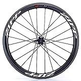 Zipp 303 Firecrest - Rueda trasera para bicicletas, color negro (1 unidad)
