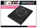 SHEFFIELD CLASSIC Induction Cooktop 2000-Watt SH-3003(Black)