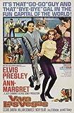 VIVA LAS VEGAS - ELVIS PRESLEY – Imported Movie Wall Poster Print – 30CM X 43CM Brand New