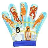The Puppet Company - Marionette Guanti Canzoni Popolari - Five Little Monkeys