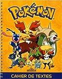 Pokémon - Cahier de textes de POKÉMON ( 18 juin 2015 )