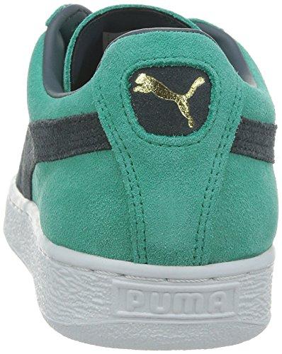 Puma Suede Classic + Herren Sneakers Grün (pool green-turbulence 34)