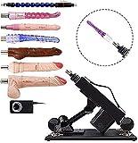 CS-PYY Massage automatique de la machine for les adultes avec ventouse autre connexion télescopique réglable avec plus de vitesse CS-PYY