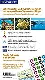 POLYGLOTT on tour Reiseführer Ligurien, Italienische Riviera, Cinque Terre: Mit großer Faltkarte, 80 Stickern und individueller App - Wolftraud de Concini