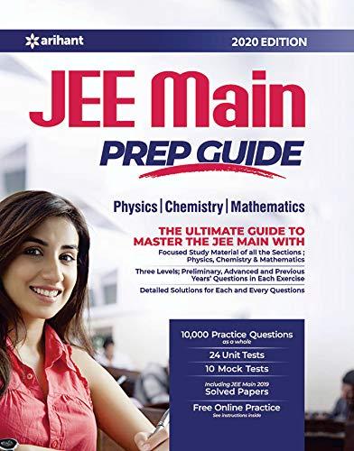 JEE Main Prep Guide 2020