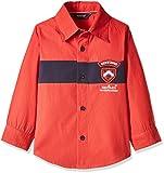 Nauti Nati Boys' Shirt (NAW15-627_Red_2Y...
