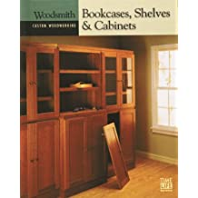 Bookcases, Shelves and Cabinets (Custom Woodworking)