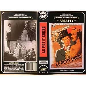 Le Petit Chose [VHS]