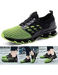 Hommes Chaussures de Sport Basket Running Compétition Training Fitness  Tennis Athlétique Sneakers 463281c49343