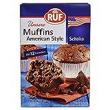 Ruf Unsere Muffins American Style Schoko, 300 g