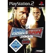 WWE Smackdown vs. Raw 2009 - [PlayStation 2]