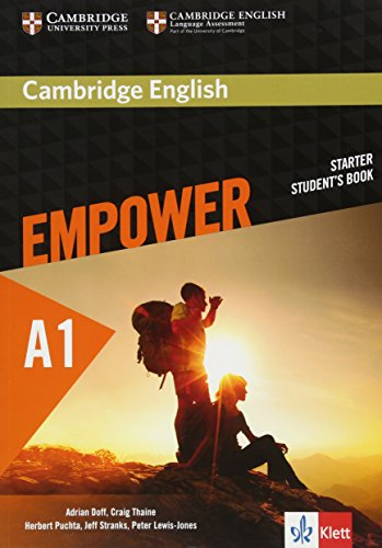 Cambridge English Empower A1. Student's book print