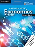 Cambridge IGCSE Economics Student's Book (Cambridge International Examinations) by Susan Grant (17-Apr-2014) Paperback