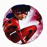 Joy Toy 65999Lady Bug Cojín de Peluche 33x 33cm