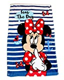 Disney Minnie Maus Handtuch 30x50cm Maritim