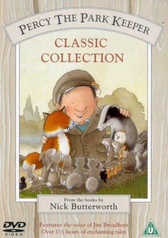 Percy The Park Keeper - The Classic Collection [DVD]
