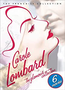 Carole Lombard: The Glamour Collection [DVD] [1936] [Region 1] [US Import] [NTSC]