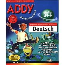 ADDY Neue Version 4: Deutsch Klasse 3 und 4.