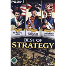 Best of Strategy (No Man's Land, American Conquest, Cossacks: Back to War)