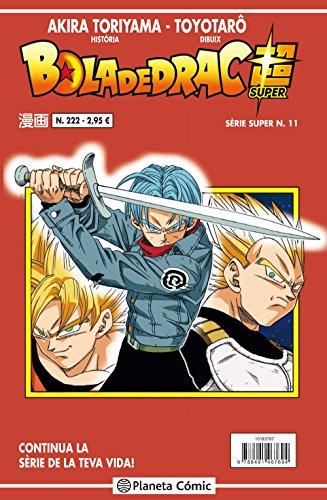 Bola de Drac Sèrie vermella nº 222 (Manga Shonen)