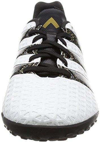 adidas Herren Ace 16.4 TF Fußballschuhe Blanco (Ftwbla / Negbas / Dormet)