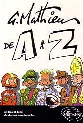 G. Mathieu de A à Z