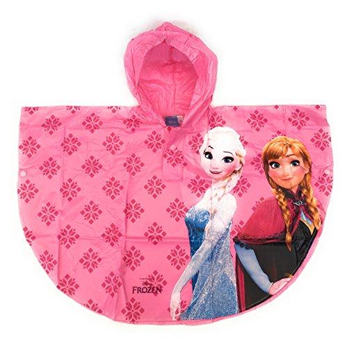 Reine des neiges Cape de Pluie - Poncho de Pluie Frozen - Disney