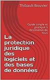 La protection juridique des logiciels et des bases de données: Guide simple et pratique à destination de tous
