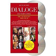 Dialoge. Das Wort Gottes. 3 Audio-CDs, 1 Film-DVD