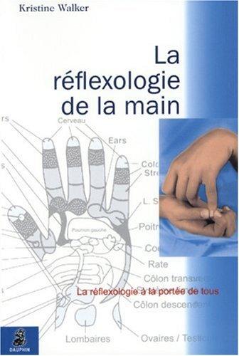 La réflexologie de la main