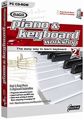 Magix Piano & Keyboard Workshop 2.0
