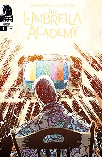The Umbrella Academy: Dallas #3 (English Edition)