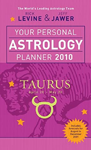 Your Personal Astrology Planner 2010 Taurus