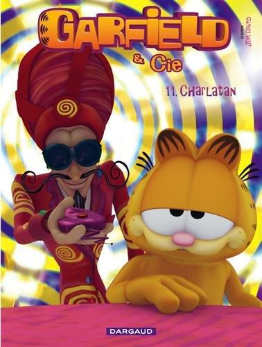 Garfield & Cie - tome 11 - Charlatan (11)