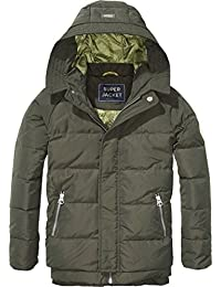Scotch & Soda Zip Detailed Jacket, Chaqueta para Niños