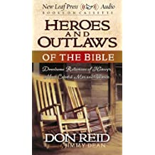HEROES AND OUTLAWS OF THE BIBLE AUDIO CD
