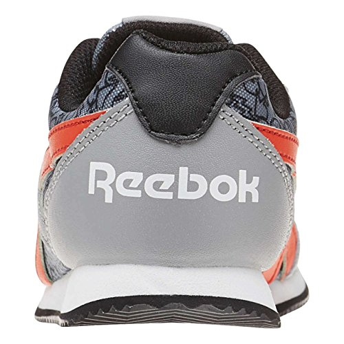 Reebok Bd4021, Sneakers trail-running mixte enfant Gris