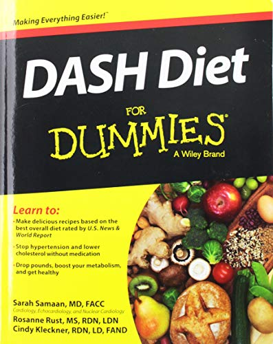 DASH Diet FD (For Dummies Series) Serie Dash