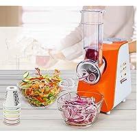 Eleoption multifuncional Saladmaster procesador de alimentos vegetales cortador wiith 5pcs Cortadores para cocina cortador de verduras