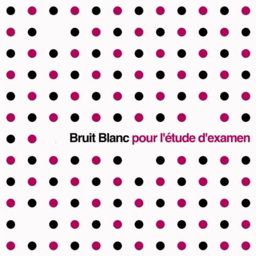 Un Bruit Blanc Pur (Machine Made White Noise)