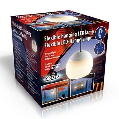 LED Hängelampe Lampe Laterne Camping Zeltlampe Leuchte Lampion Flexibel