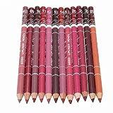 Generische 12 Farben Professionelle Lipliner