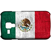 Funda Carcasa para Galaxy S3 Mini Bandera MÉXICO 01