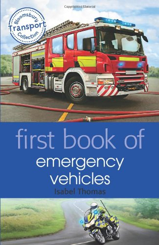 First Book of Emergency Vehicles
