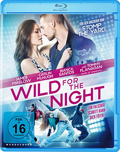 Wild for the Night [Blu-ray]