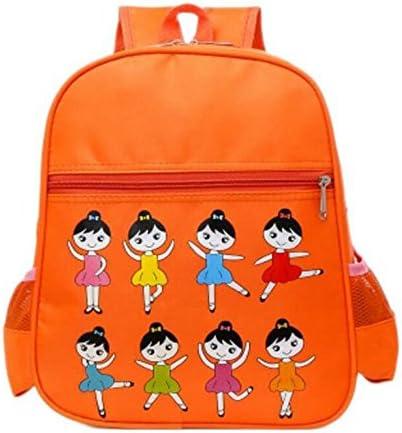 42325fc50b Gypo léger Portable Dance Duffle Sacs d'école Sac à  à à dos Sport Sac de danse pour enfants (Orange) B07FYCN37W |  Belle ...